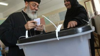 'Neither runoff candidate belongs to the revolution' - Egyptian activist