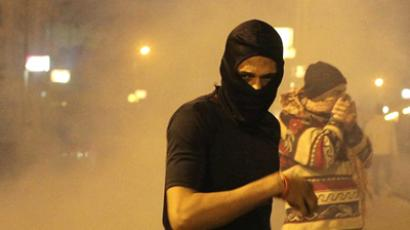 Black Bloc: New opposition group in Egypt calls for violence, street fighting