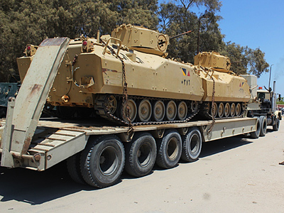 Sinai military build-up: Egypt to deploy tanks and aircraft to tackle Islamist militants