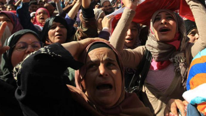 EGYPT: THE NAKED REVOLUTIONARY - 02-03-2014