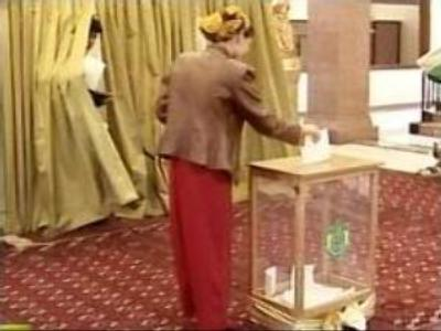 Election turnover in Turkmenistan nears 100%
