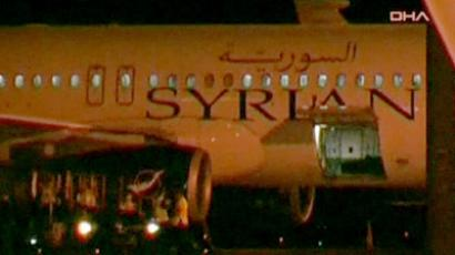 No weapons on Syrian plane grounded by Turkey – Lavrov