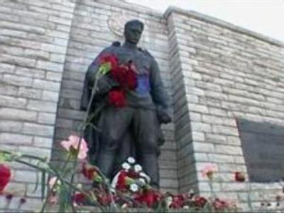 "Estonia classifies plans for ""Bronze Soldier"" removal"
