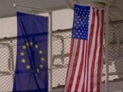 EU & U.S. discus missile defence system in Central Europe