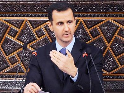 Bashar al-Assad (AFP Photo / HO / Sana)