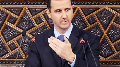 Bashar al-Assad (AFP Photo / HO / Sana)