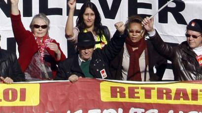 No to cuts: Spain demos oppose labor reform (PHOTOS)