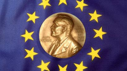 Nobel bailout? European Union wins 2012 Peace Prize