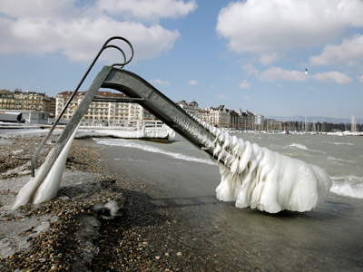 Euro-freeze zone: Extreme frost blankets Europe (PHOTOS)