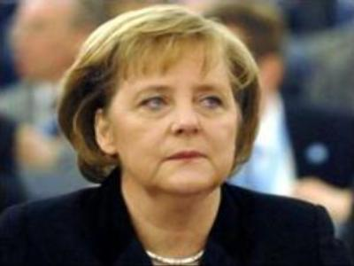 Europe will mediate in Mideast: Merkel