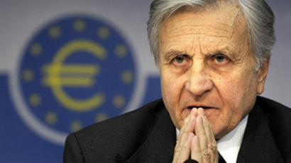 The European Central Bank will provide shaky banks with $53 billion to prop them up against potential Greek fallout, ECB president Jean-Claude Trichet has announced