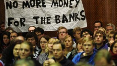 ­'Banksters make things worse to benefit from the chaos' - Keiser