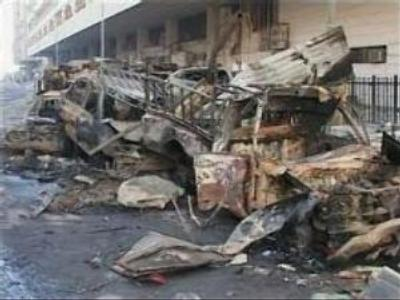 Explosion in Baghdad claims 16
