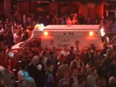 Explosion kills 5 in Lebanon
