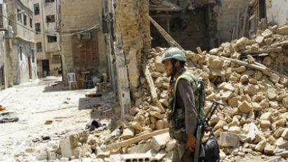 Fierce fighting in Aleppo: Govt and rebel forces close in