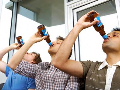 Social network drinking
