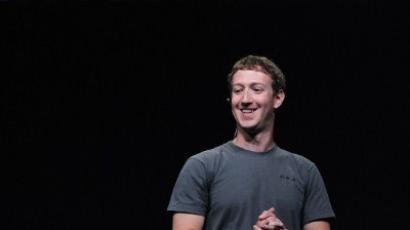 Mark Zuckerberg (Justin Sullivan / Getty Images / AFP)