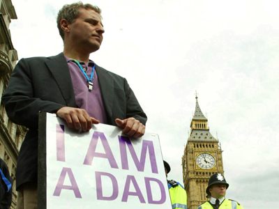 Broken-up Britain? UK epidemic of separated families