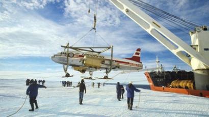 Antarctic lifestyle beats nine to five (RIA Novosti / Chistyakov)