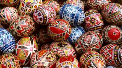 Eggstraordinary day: Easter celebrations in Russia (PHOTOS, VIDEO)
