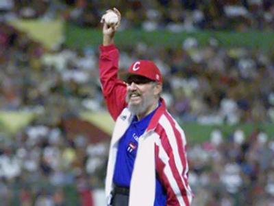 Fidel takes blame for Cuban baseball team failure