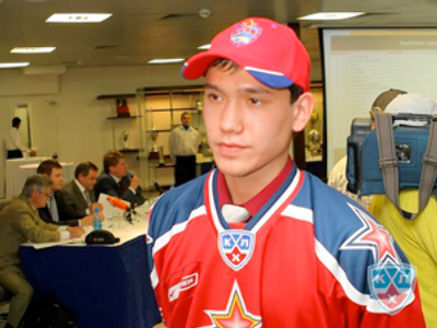 Mikhail Pashnin (Photo from site khl.ru)