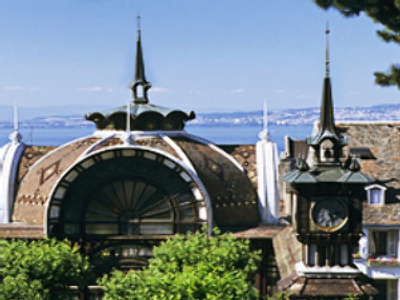 First World Policy Conference meets in Evian