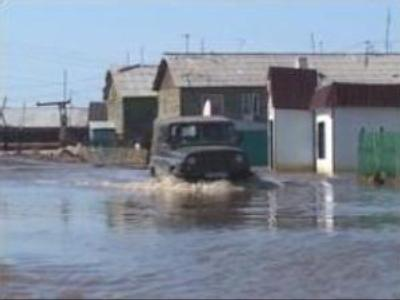 Flood inundates Russian Republic of Sakha