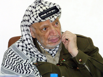 France opens Yasser Arafat murder inquiry