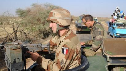 Bomb blasts, street battles in Mali city following French declaration of success