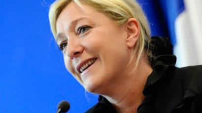 Marine Le Pen (AFP Photo / Miguel Medina)