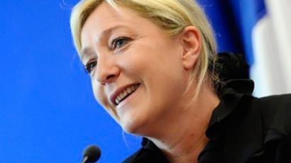 Marine Le Pen (AFP Photo / Miguel Medina)