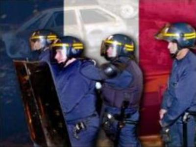 France: Post-election rioting continues