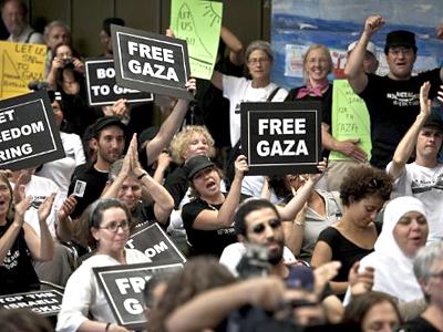 Free Gaza training