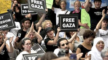 Free Gaza: ready to start