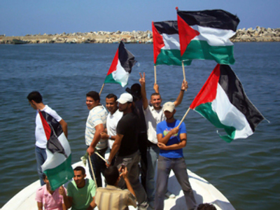 Freedom flotilla ready to break through blockade