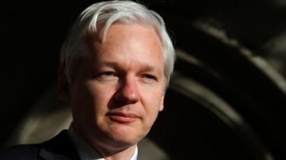 WikiLeaks founder Julian Assange (AFP Photo / Geoff Caddick)