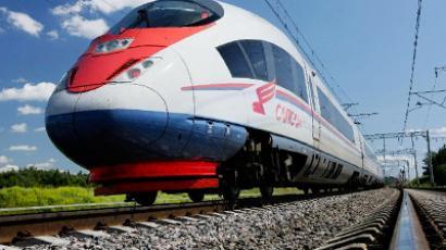 Sapsan express train