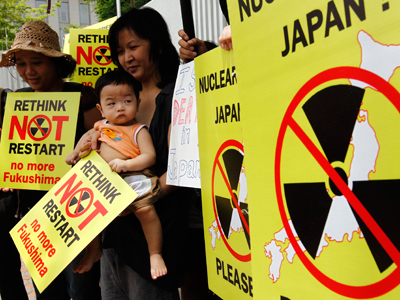 Fukushima kids overweight as risk of exposure to radiation forces kids indoors