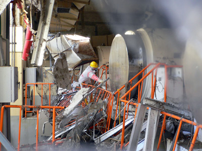 Inside Fukushima: TEPCO releases pics from inside nuclear plant after tsunami (PHOTOS)