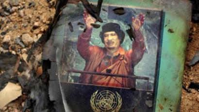 'NTC – Gaddafi cronies turned puppets of the West'