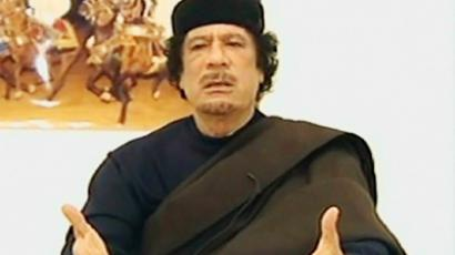 Gaddafi's disappearance may be calculated move