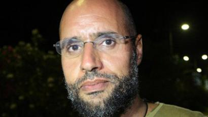 Saif al-Islam Gaddafi 'determined to defend himself – like Milosevic'