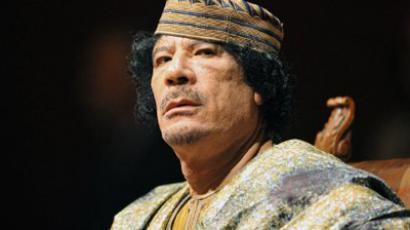 Gaddafi extends olive branch?
