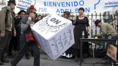 Media austerity: Spanish govt squeezes anti-cuts journalists