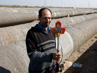 Gas and peace: Egypt cuts off gas supply to Israel