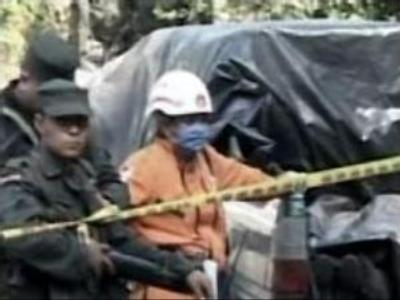 Gas explosion kills 32 Colombian coal miners