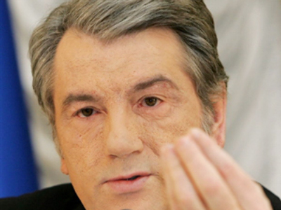 'Gas prices not approved by Yushchenko'
