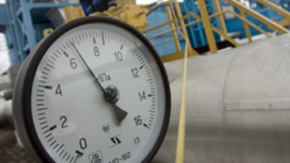 Gas issues dropped as Ukraine's economy plummets