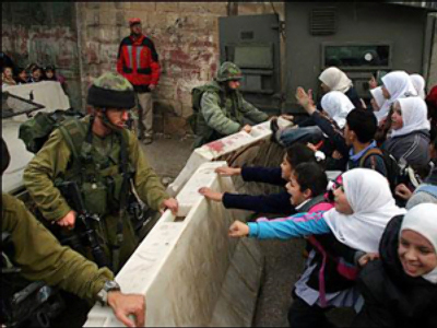 What the Gaza blockade looks like